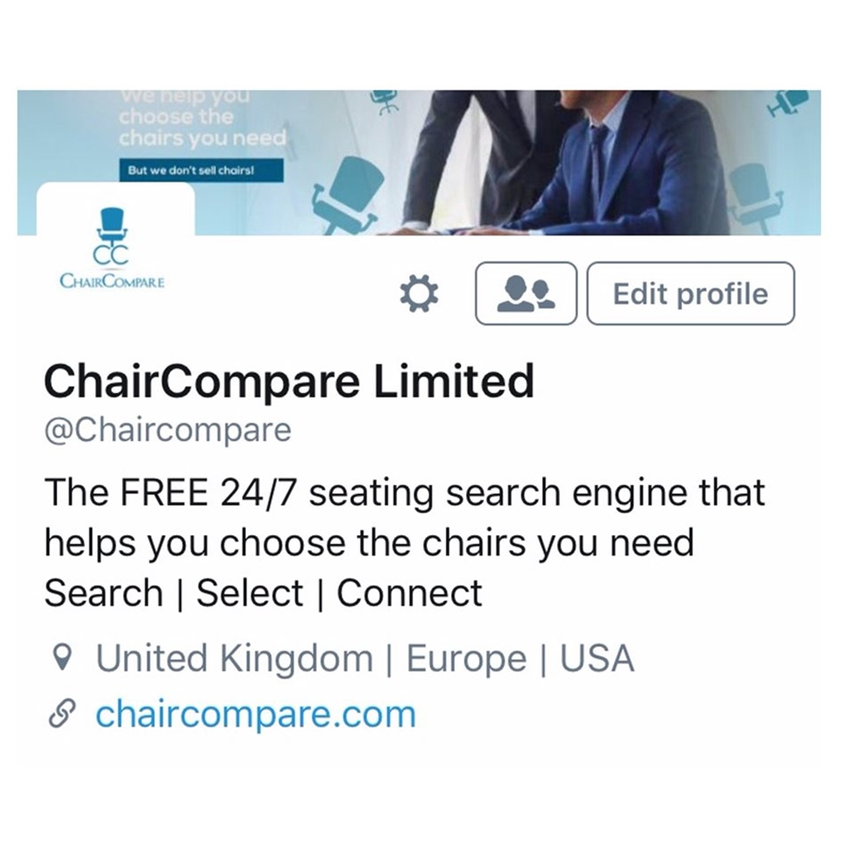About Us | Chair Compare